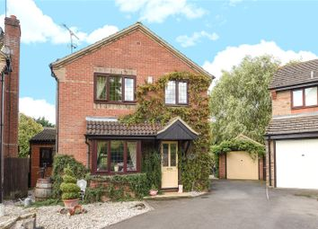 Thumbnail 4 bed detached house for sale in Riverdene Drive, Winnersh, Wokingham, Berkshire