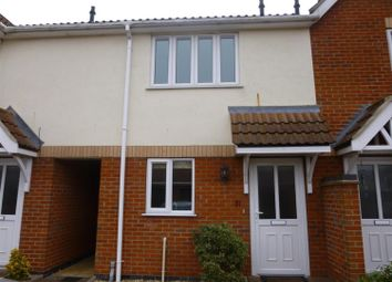 Thumbnail 2 bed terraced house to rent in Hickman Court, Gainsborough, Lincolnshire