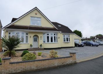 Thumbnail 4 bed detached house for sale in Minster Way, Hornchurch, Essex