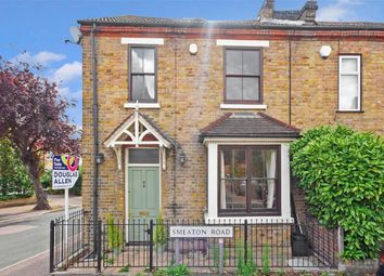 3 bed semi-detached house for sale in Smeaton Road, Woodford Green, Essex IG8