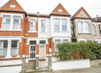 Thumbnail 3 bedroom flat for sale in Credenhill Street, London