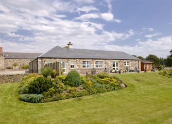 Thumbnail 4 bed barn conversion for sale in Ladyrig View, Heiton, Kelso