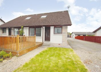Thumbnail 2 bed flat for sale in Drumdevan Road, Inverness