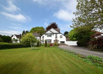 Thumbnail 5 bed detached house for sale in West Winds Pantmawr Road, Rhiwbina, Cardiff.