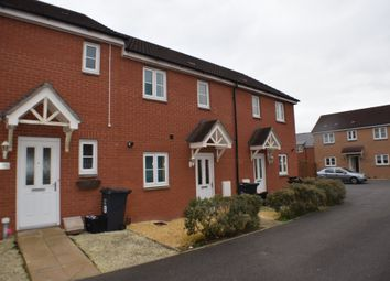 Thumbnail 2 bed terraced house to rent in Savannah Drive, North Petherton, Bridgwater