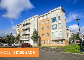 Thumbnail 2 bedroom flat to rent in Overstone Court, Dumballs Road, Cardiff Bay