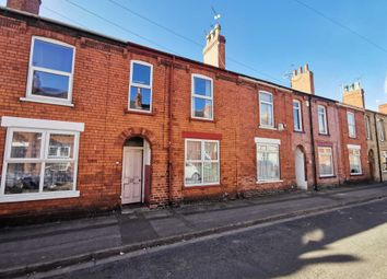 Thumbnail 3 bed terraced house for sale in Sausthorpe Street, Lincoln