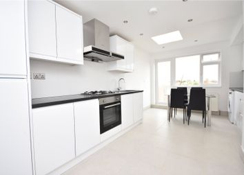 Thumbnail 3 bed maisonette to rent in Oakleigh Road North, London