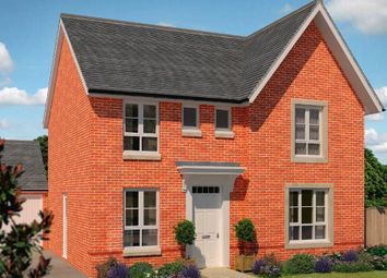 "Thumbnail 4 bedroom detached house for sale in ""Balmoral"" at Red Deer Road, Cambuslang, Glasgow"