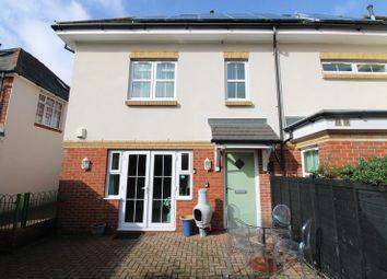 Thumbnail 2 bed flat for sale in Weston Lane, Southampton