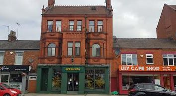 Thumbnail Commercial property for sale in The Bank, 13-15 Nantwich Road, Crewe, Cheshire