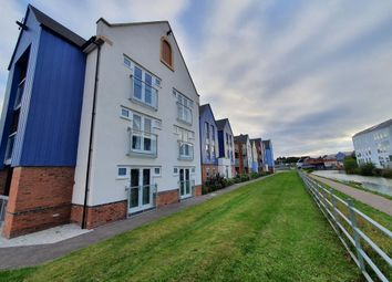 Thumbnail 2 bed flat for sale in Quayside Court, Coventry