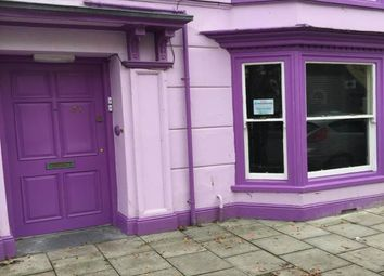 Thumbnail 2 bed flat to rent in Portland Street, Aberystwyth