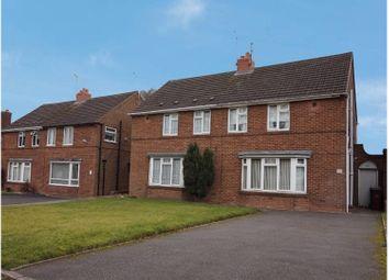 Thumbnail 2 bed semi-detached house for sale in Oak Green, Tettenhall Wood, Wolverhampton