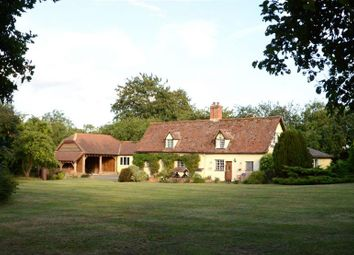 Thumbnail 5 bed detached house for sale in Applegates Meadow, Church Road, Great Yeldham, Halstead
