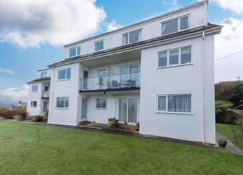 Thumbnail 2 bedroom flat for sale in Carbis Bay, St. Ives, Cornwall