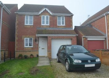 Thumbnail 3 bedroom detached house to rent in Bedford Way, Scunthorpe