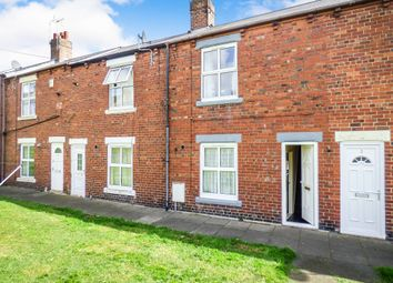 Thumbnail 2 bed terraced house for sale in Anthony Street, Easington Colliery, Peterlee