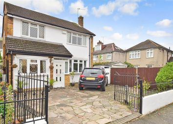 Thumbnail 3 bed detached house for sale in Inwood Avenue, Old Coulsdon, Surrey