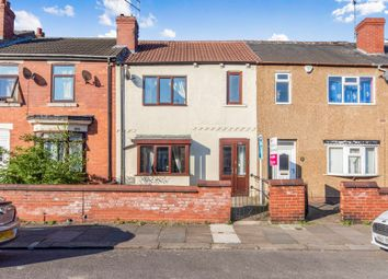 Thumbnail 4 bed terraced house for sale in Mansfield Road, Balby, Doncaster
