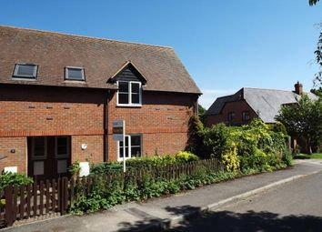 Thumbnail 2 bed semi-detached house for sale in Monk Sherborne Road, Sherborne St John, Basingstoke