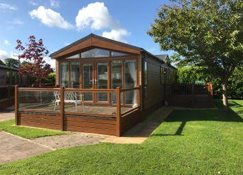 Thumbnail 2 bed cottage for sale in Omar Southwold Single Luxury Lodge, Llanfairgwynpwllgwyngyllgogerychwyrndrobwyll-Llant