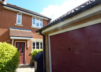 Thumbnail 3 bedroom semi-detached house to rent in Dunnock Close, Stowmarket