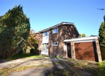 Thumbnail 3 bed detached house for sale in Tavistock Road, Fleet, Hampshire