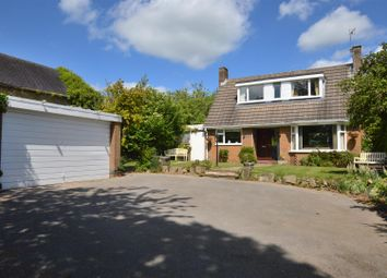 Thumbnail 3 bedroom detached bungalow for sale in Malls Bank, Weston Underwood, Ashbourne