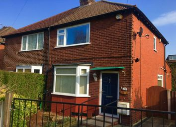Thumbnail 2 bed semi-detached house to rent in Hazelwood Road, Hazel Grove, Stockport