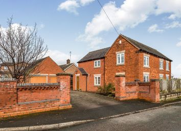 Thumbnail 4 bed detached house for sale in Broomyclose Lane, Stramshall, Uttoxeter