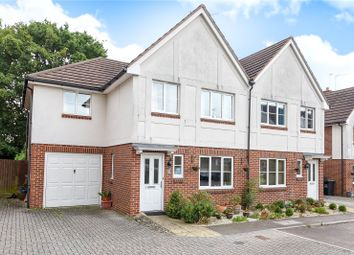 Thumbnail 4 bed semi-detached house for sale in Nursery Close, Watford, Hertfordshire