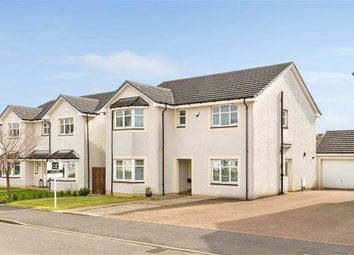Thumbnail 4 bedroom detached house for sale in Hopepark Drive, Cumbernauld, Glasgow