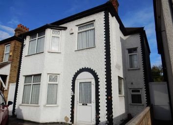 Thumbnail 4 bed semi-detached house to rent in Dawley Road, Hayes, Middlesex