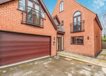 Thumbnail 5 bedroom detached house for sale in Middleton Avenue, Littleover, Derby