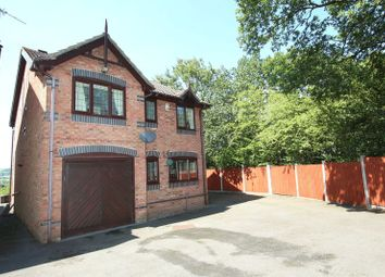 Thumbnail 4 bedroom detached house to rent in Dunnock Way, Biddulph, Stoke-On-Trent