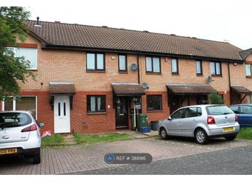 Thumbnail 2 bed terraced house to rent in Pettingrew Close, Milton Keynes