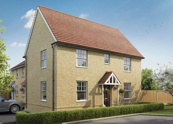 "Thumbnail 3 bed detached house for sale in ""Apton"" at Lower Road, Hullbridge, Hockley"