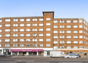 Thumbnail 3 bed flat to rent in West Kensington Court, Edith Villas, London