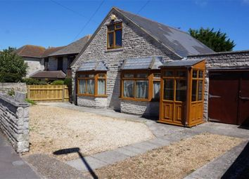 Thumbnail 3 bed detached bungalow for sale in Park Road, Portland, Dorset
