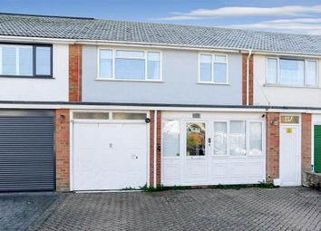 Thumbnail 3 bed terraced house for sale in Vernon Avenue, Peacehaven, East Sussex