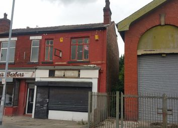 Thumbnail Commercial property for sale in 4 Plant Terrace, Hill Lane, Manchester