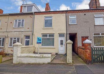 Thumbnail 2 bed terraced house for sale in Sherwood Street, Newton, Alfreton