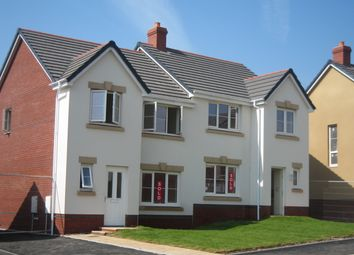 Thumbnail 3 bed semi-detached house for sale in Pentre Felin, Tondu, Nr Bridgend, South Wales