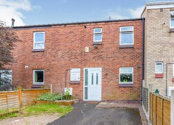 Thumbnail 2 bed terraced house for sale in Hurleybrook Way, Leegomery, Telford