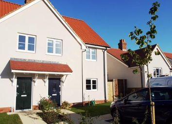 Thumbnail 3 bed semi-detached house for sale in Station Field, Boxford, Sudbury