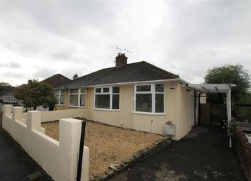 Thumbnail 2 bed semi-detached house to rent in Lambrook Road, Fishponds, Bristol