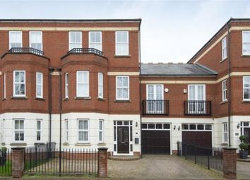 Thumbnail 4 bed town house for sale in The Boulevard, Woodford Green