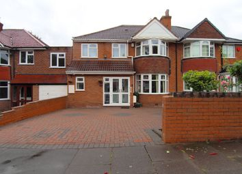 Thumbnail 4 bed semi-detached house for sale in Leopold Avenue, Birmingham