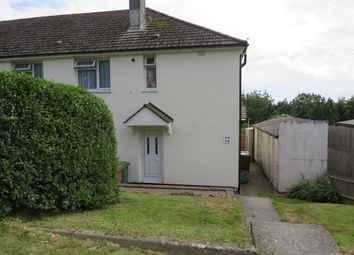 Thumbnail 2 bed flat for sale in Brentford Avenue, Whitleigh, Plymouth